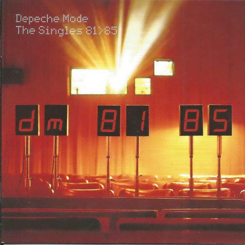 Depeche Mode - The Singles 81>85 - 0