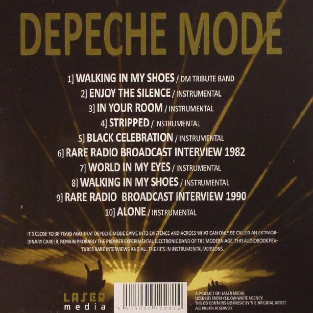 Depeche Mode - The Story So Far - 1