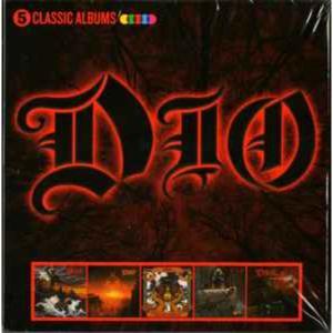 Dio  - 5 Classic Albums