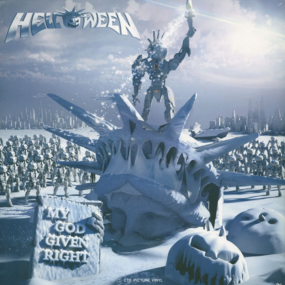 Helloween - My God-Given Right - 0