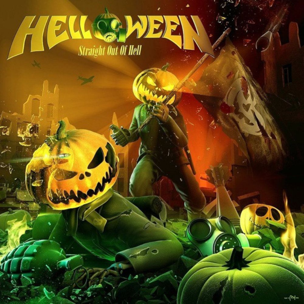 Helloween - Straight Out Of Hell - 0