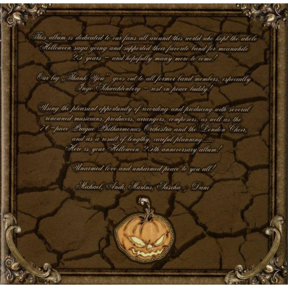Helloween - Unarmed - Best Of 25th Anniversary - 3
