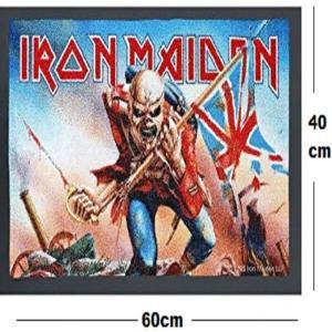 Iron Maiden -Trooper Doormat