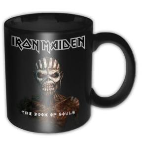 IRON MAIDEN BOXED STANDARD MUG: BOOK OF SOULS (COLOUR VERSION) - 13771