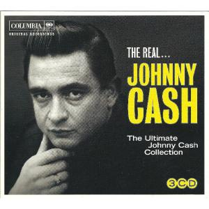 Johnny Cash – The Real... Johnny Cash
