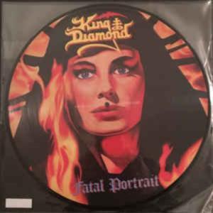 King Diamond - Fatal Portrait - 2436
