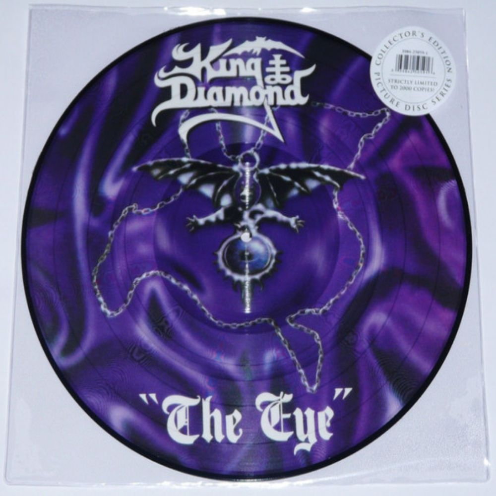 King Diamond - The Eye - 0