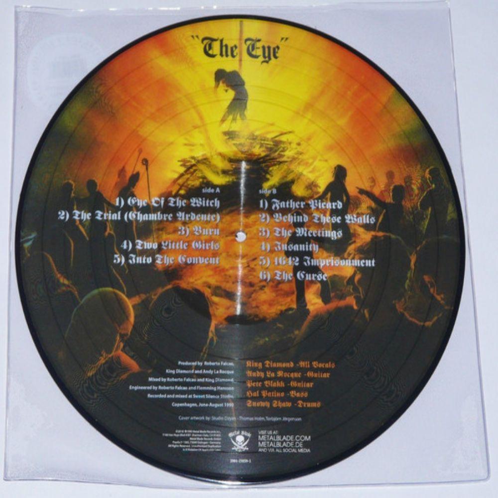 King Diamond - The Eye - 1