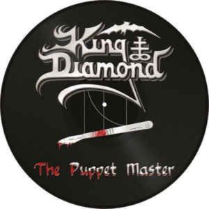 King Diamond - The Puppet Master - 2485