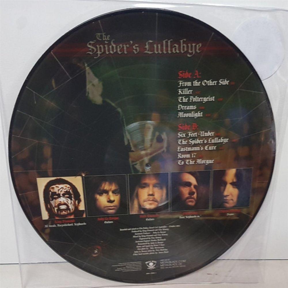 King Diamond - The Spider's Lullabye - 1