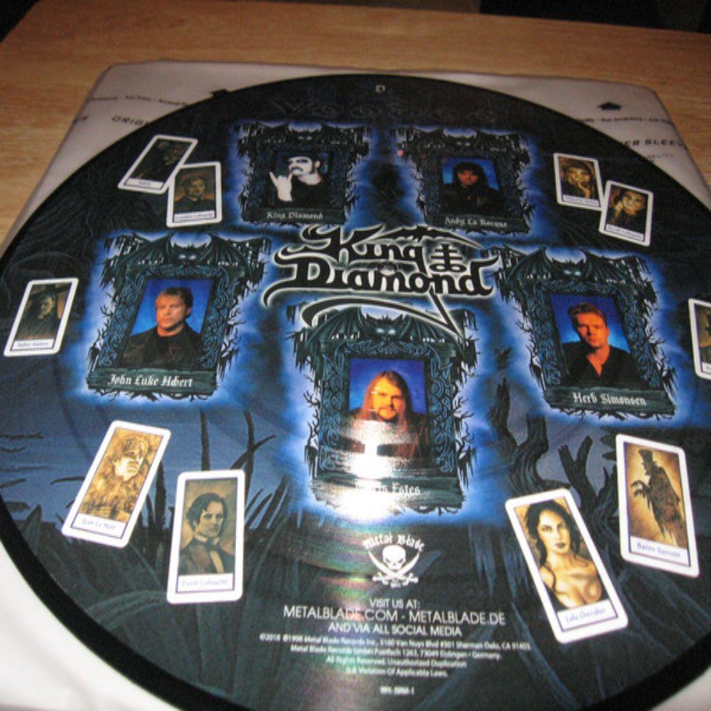 King Diamond - Voodoo - 3