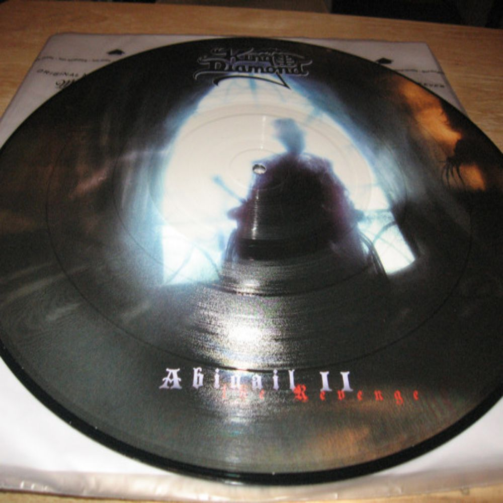 King Diamond - Abigail II: The Revenge - 3