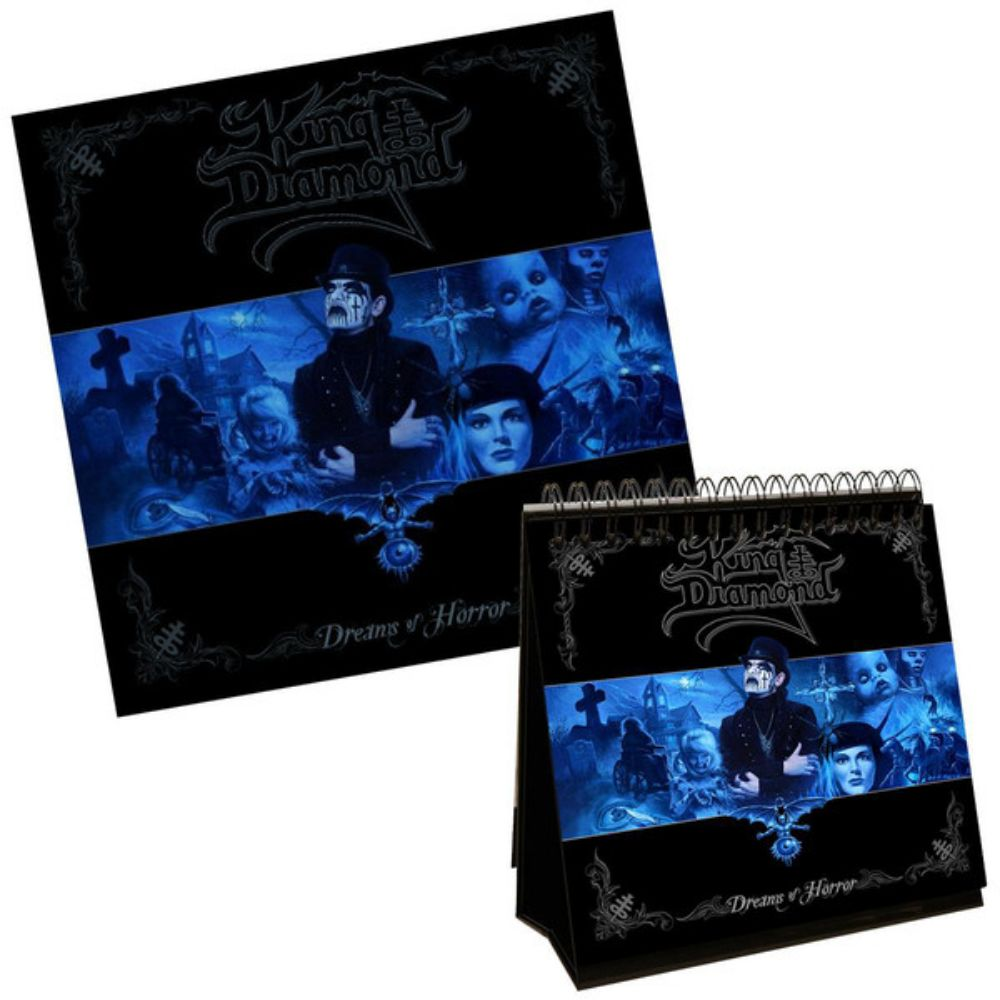King Diamond - Dreams Of Horror - 1