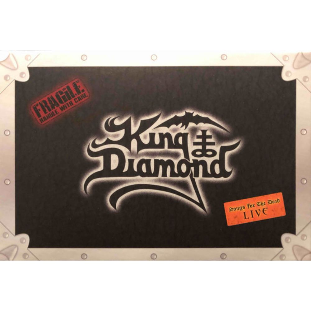King Diamond – Songs For The Dead Live  - 0
