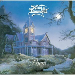 """King Diamond - """"Them"""" - 6472"""