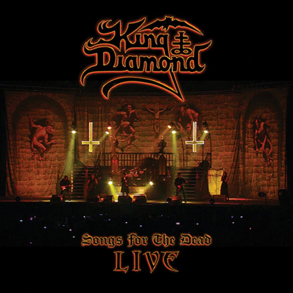 King Diamond - Songs For The Dead Live - 0