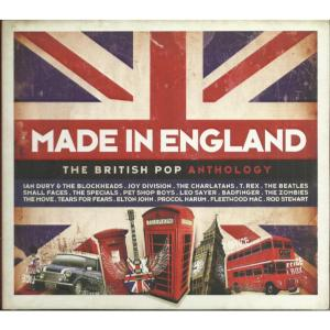 Various – Made In England: The British Pop Anthology