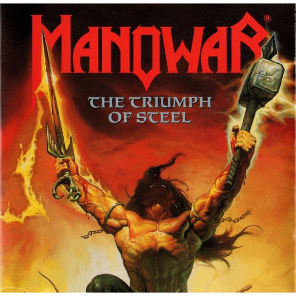 Manowar - The Triumph Of Steel - 0