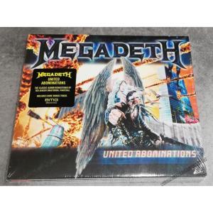Megadeth – United Abominations