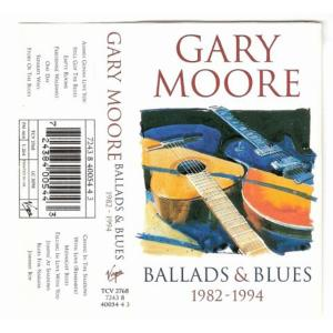 Gary Moore – Ballads & Blues 1982-1994