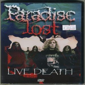 Paradise Lost - Live Death