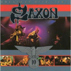 Saxon – Greatest Hits Live! - 14793