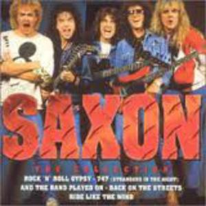 Saxon – The Collection - 14791