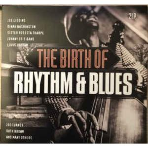 Various – The Birth Of Rhythm & Blues - 15199
