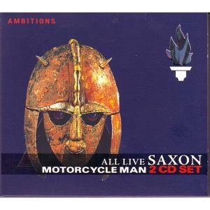 Saxon – Motorcycle Man (All Live) - 15183