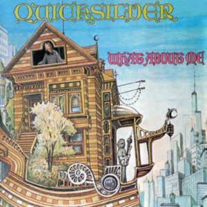 Quicksilver Messenger Service – What About Me - 15178