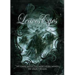 Leaves' Eyes – We Came With The Northern Winds | En Saga I Belgia