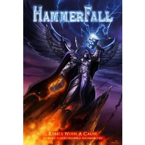HammerFall – Rebels With A Cause (Unruly, Unrestrained, Uninhibited)