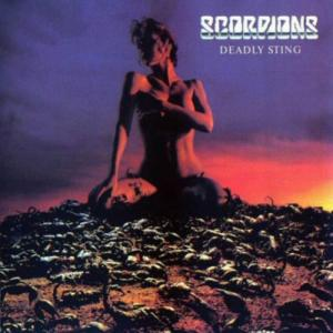 Scorpions – Deadly Sting - 14733