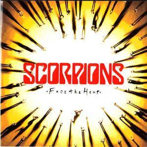 Scorpions – Face The Heat - 14737