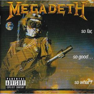 Megadeth – So Far, So Good... So What! - 14383