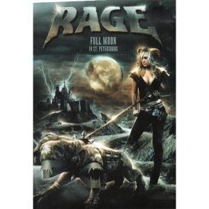 Rage  – Full Moon In St. Petersburg