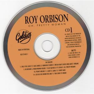 Roy Orbison - Oh, Pretty Woman CD1
