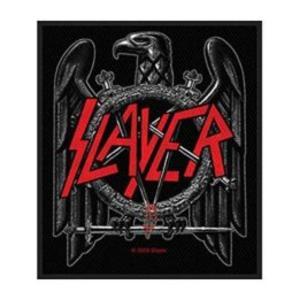 Slayer - Black Eagle Patch