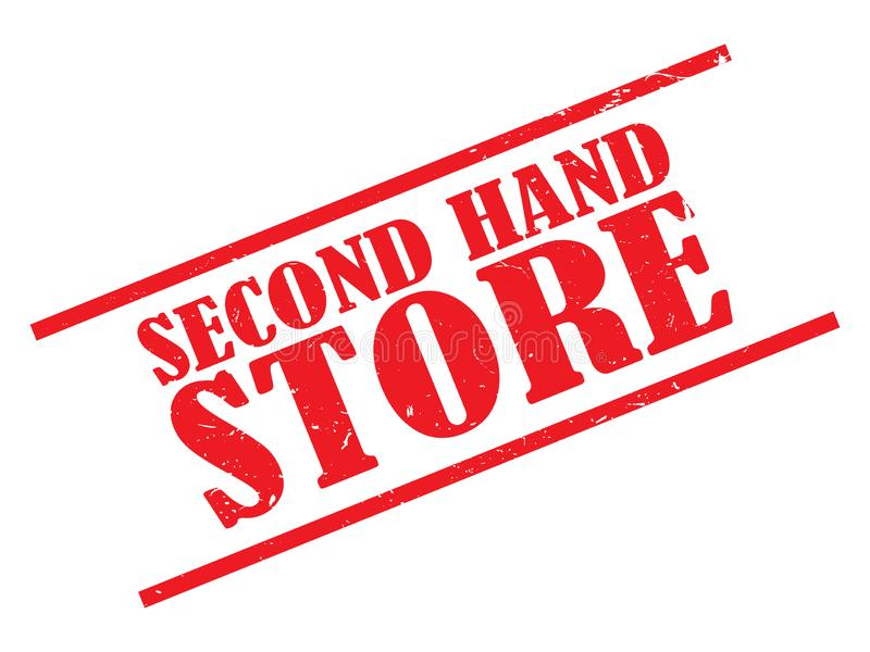 SECOND HAND ITEMS