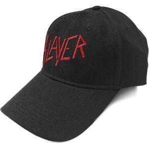 SLAYER UNISEX BASEBALL CAP: LOGO