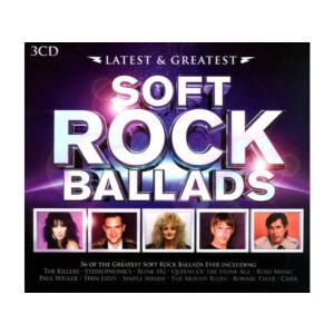 Various – Latest & Greatest Soft Rock Ballads