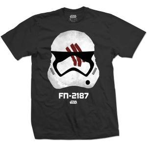 Star Wars Unisex Tee: Episode VII Finn