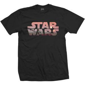 STAR WARS UNISEX TEE: TATOOINE LOGO
