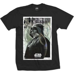 STAR WARS UNISEX TEE: ROGUE ONE DARTH PRIME FORCES 01