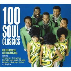 Various – 100 Soul Classics