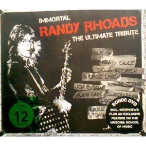 Various – Immortal Randy Rhoads - The Ultimate Tribute