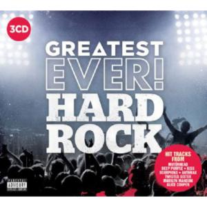 Various – Greatest Ever! Hard Rock