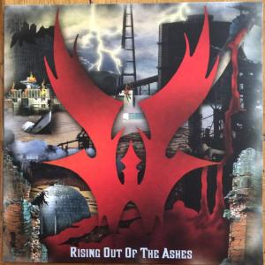 Warlord - Rising Out Of The Ashes - 3375
