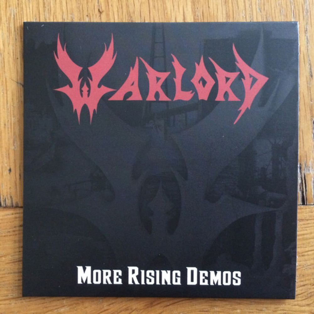 Warlord - Rising Out Of The Ashes - 3