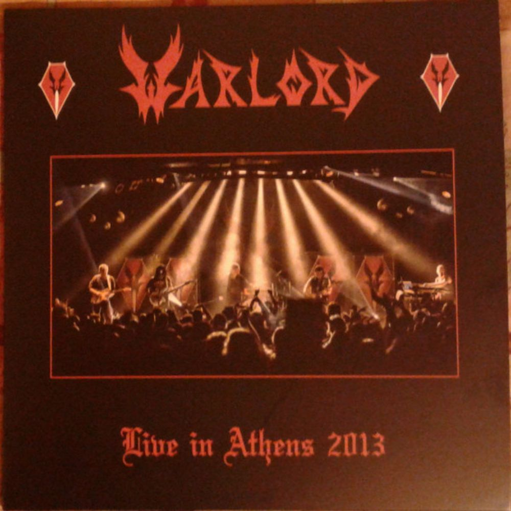 Warlord - Live in Athens 2013 - 0